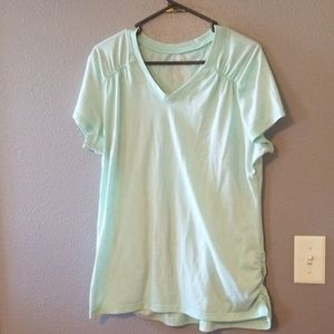 Pretty mint green athletic top
